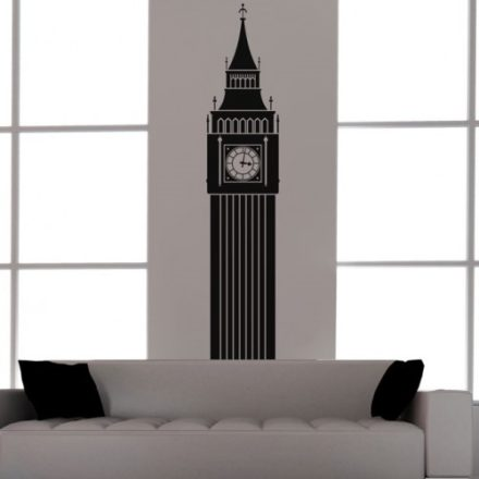 Big Ben wallsticker